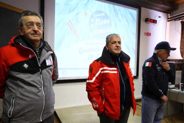 AVMS coinvolta nel progetto nazionale 'Quando la neve fa scuola'
