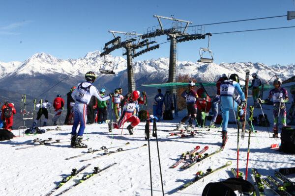 Snowboard e sci alpino: gli ammessi ai corsi di formazione