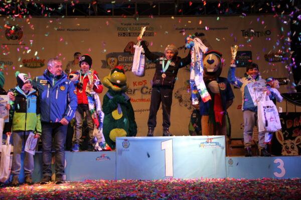 Anais Lustrissy sfiora il podio al Gran Premio Giovanissimi