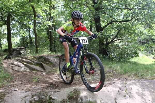 Nicole Pesse domina nel fango di Lugagnano