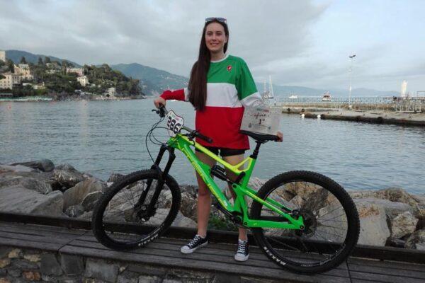 Gaia Tormena seconda a Volterra. Wladimir Cuaz vince la Chambave – Torgnon