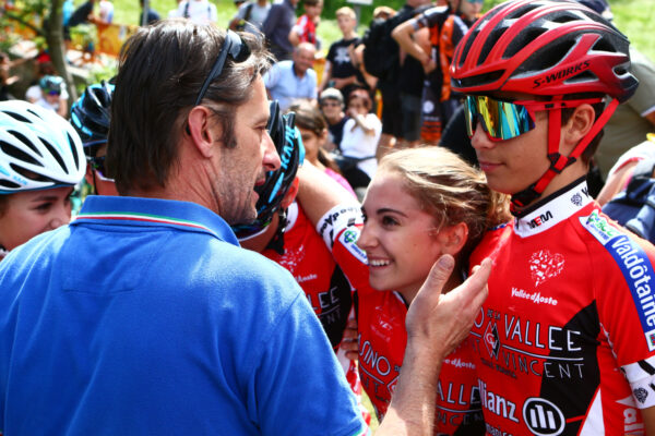 Pesse e la Valle d'Aosta oro in staffetta a Courmayeur. Nicole: «Ero in ansia, giusta tattica del Comitato»