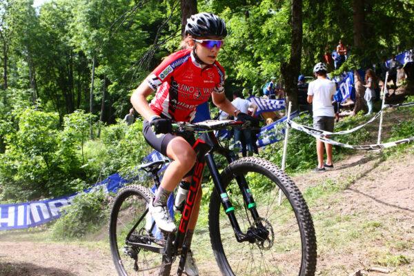 Nicole Pesse sempre sul podio Allieve: a Courmayeur terza nella tappa di Coppa Italia