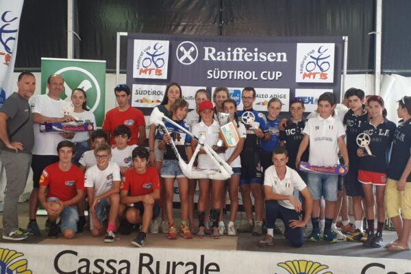 Campionato di società: Lucchini terzo a Pergine, Latella secondo Esordienti. Cuaz terzo al Giro del Friuli