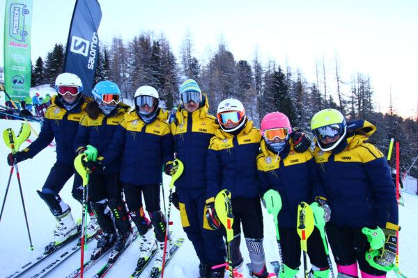 Il Gardena al comando dello Ski Club Challenge