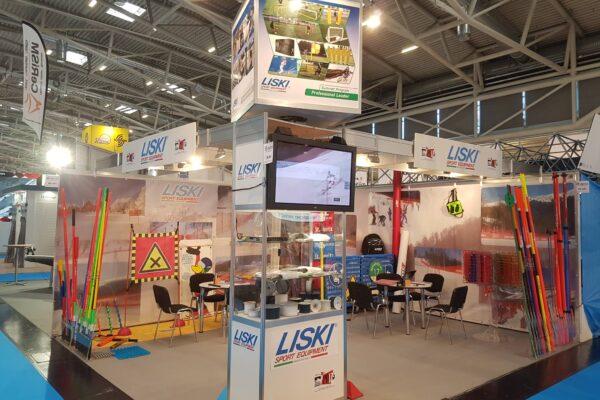 ISPO2019: Jet slalom pole and Arrow Plus base: a success never seen before