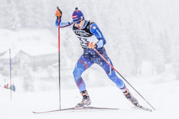 Caterina Ganz e Federico Pellegrino campioni italiani sprint