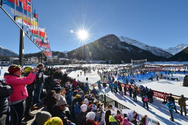 La neve accende la voglia di fondo a Cogne. Oltre 700 Master già iscritti per i Mondiali di marzo