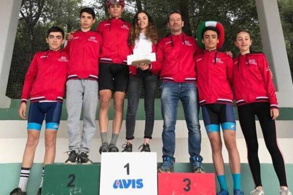 Nicole Truc nona in Coppa Italia a Laigueglia