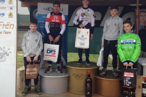 Andrea Carbone vince la seconda prova di Piemonte Cup