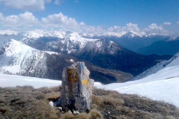 Si avvicina il QuarTrail des Alpages: sentieri della 26 chilometri già puliti; neve in quota