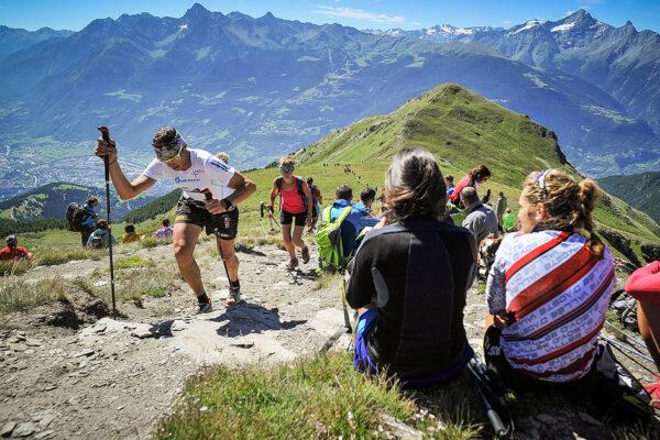 Save the date: il 13 luglio la terza edizione della sfida verticale a Pointe de Chaligne