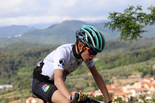 Cicli Lucchini ottavo nella seconda prova del  Campionato Italiano di Società a Cisano sul Neva