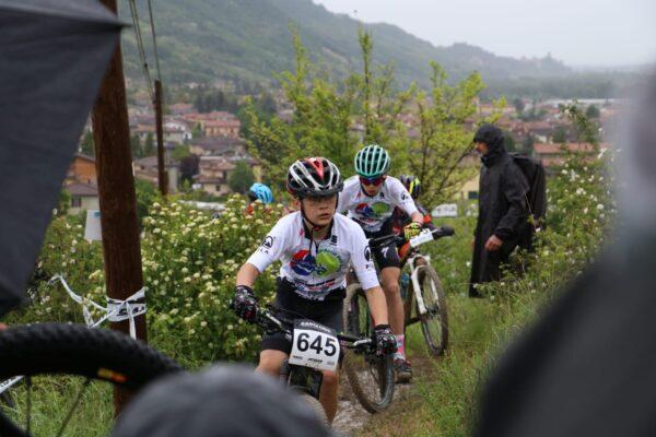 Emilie Bionaz terza nella tappa del Campionato Italiano di Società di Volterra