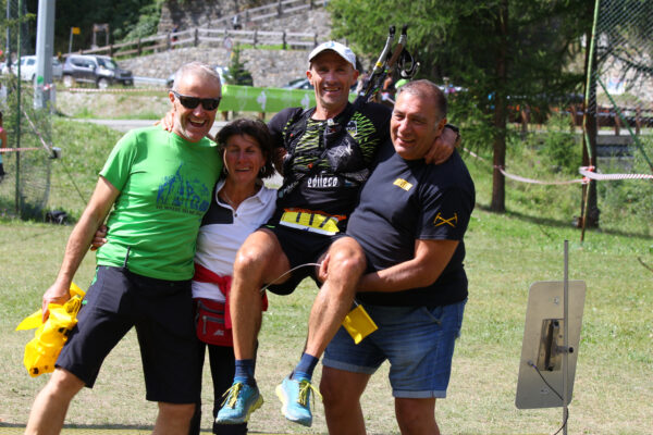 Béthaz e Locatelli vincono il Gran Paradiso Raidlight trail