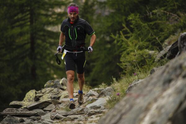 Sabato a Valsavarenche il Gran Paradiso Raidlight trail