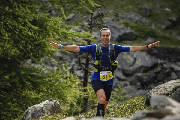 Gran Paradiso Raidlight trail ancora più sicuro. Concorrenti della gara lunga equipaggiati con Gps
