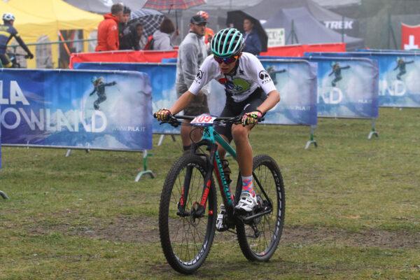 Alessandro Saravalle torna a gareggiare per il Lucchini. Del Degan: «Bilancio positivo, i giovani crescono»