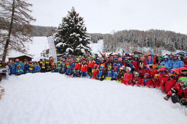 Scuola Sci Monte Bianco prima a La Thuile