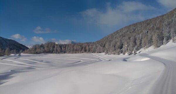 Fino all'11 dicembre piste di fondo riservate agli sci club