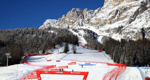 Liski in pista ai Mondiali di Cortina: iniziati gli allestimenti