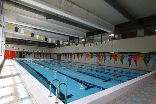 Il campione olimpico Gregorio Paltrinieri e la Nazionale di nuoto a Valtournenche dal 10 febbraio al 6 marzo