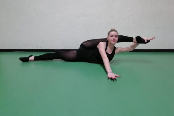 Diletta Franco entra nella nazionale di ginnastica estetica di gruppo