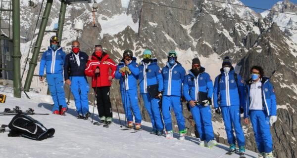 Concluse a Courmayeur le selezioni di sci alpino e snowboard: gli ammessi ai corsi di formazione