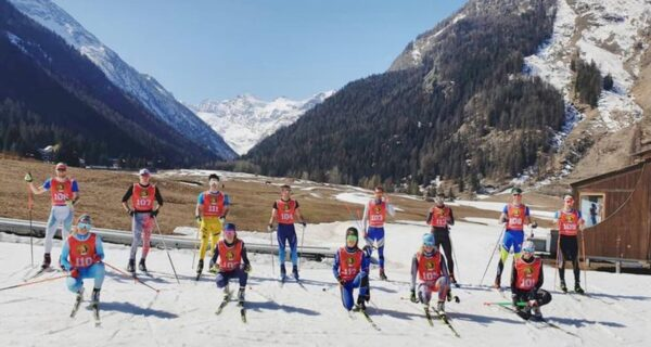 Esami finali conclusi per 13 neo maestri di sci di fondo