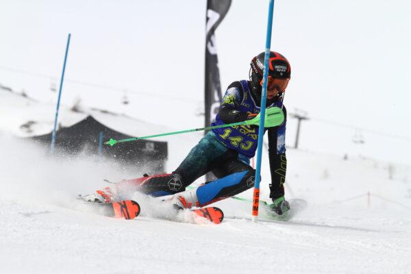 Bieler e Claudani vincono il gigante Energiapura Cup. Giaretta e Castlunger in slalom