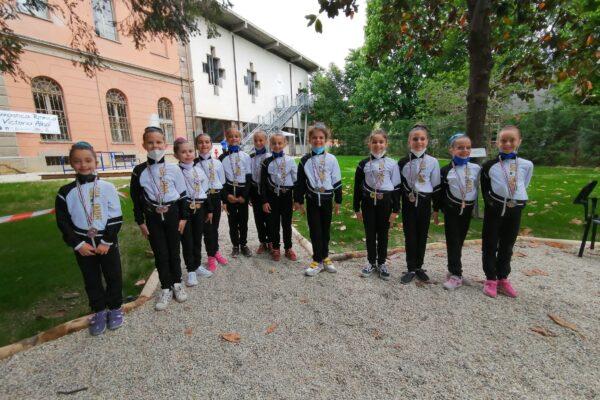 Pioggia di podi per il Club des Sports ad Alba