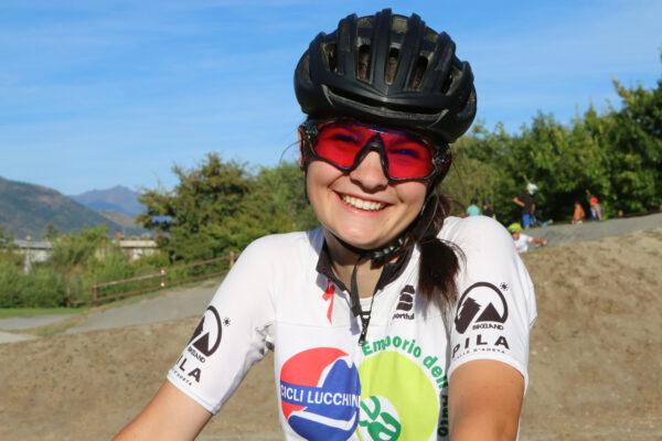 Emilie Bionaz seconda ad Andora, 9° Del Degan sotto il diluvio