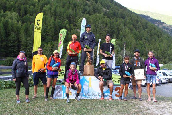 Fallère: ultramarathon e titoli italiani per Locatelli e Salvetti