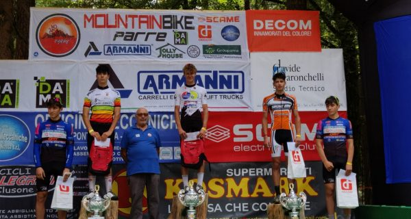 Campionato di società: a Clusone Borre vince e Bionaz chiude seconda