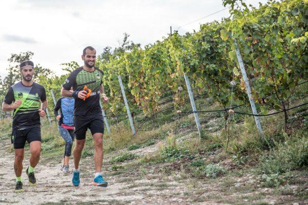 Grosjean Wine Trail: aumentato il numero dei pettorali