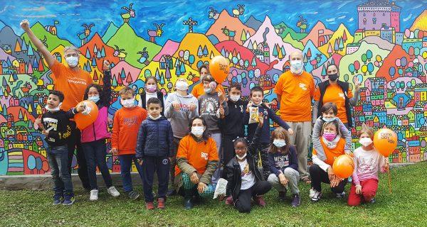 """Dono Day: successo per l'iniziativa """"Il dono è gioia"""" inserita nel progetto Libertas Valle d'Aosta """"I Giochi dei Nonni"""""""