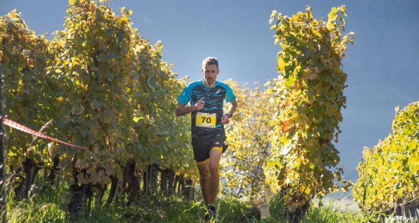 A Xavier Chevrier e Stefania Canale la prima edizione del Grosjean Wine Trail